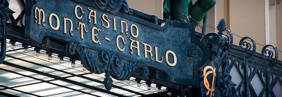 Kasino Monte Carlo, Monaco