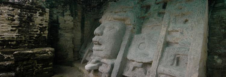 Lamanai Maya Temples, Belize
