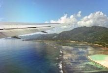 Flyg från Seychellerna