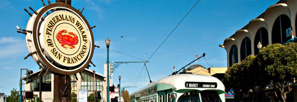 Fishermans Wharf San Francisco, USA