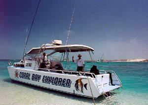 Coral bay explorer