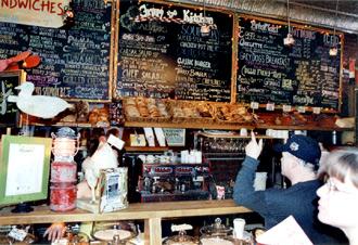 Grey Dog Coffee, New York
