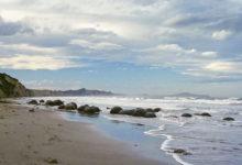Moeraki Beach, Nya Zeeland