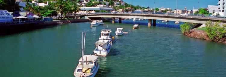 Townsville bridge, Queensland