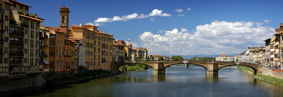 Florens Ponte Vecchio, Italien
