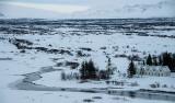Þingvellir nationalpark (Tingvalla) Island