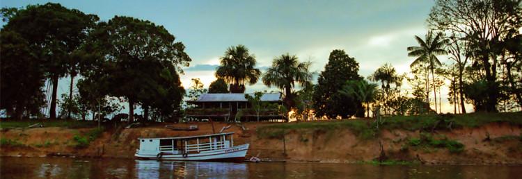 Amazonas till Rio de Janeiro reseskildring