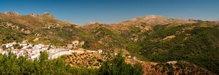 Pueblo Blanco, Spanien 2011