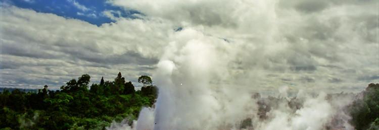 Pohutu Geyser, Whakarewarewa