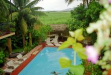 Poolen på Nadi Bay Resort Hotel, Fiji