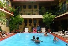 Pool på Nadi Bay Resort Hotel, Fiji