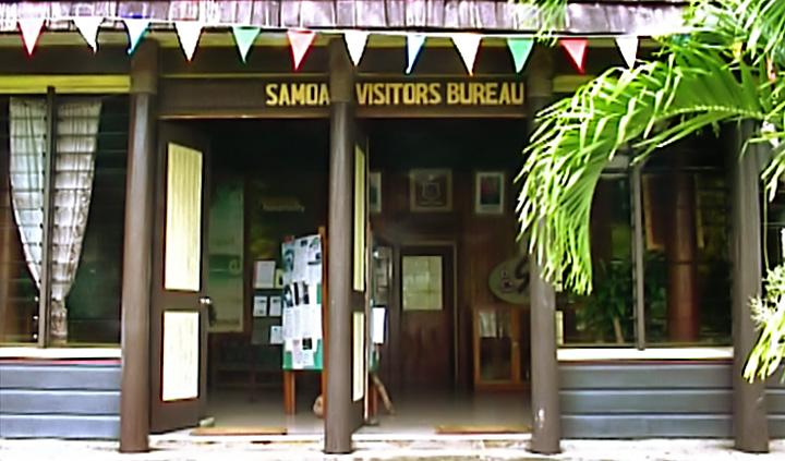 Samoa Turistbyrå i Apia, Samoa