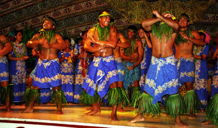 Fiafia dans, Aggie Greys Samoa