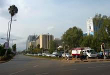Nairobi centrum, Kenya