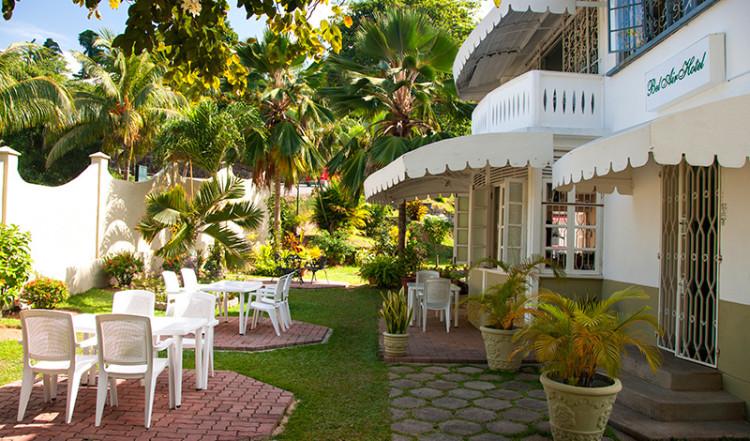 Bel Air Hotel, Victoria Seychelles