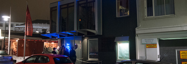 Exteriören Vegamot Bistro & Bar, Reykjavik