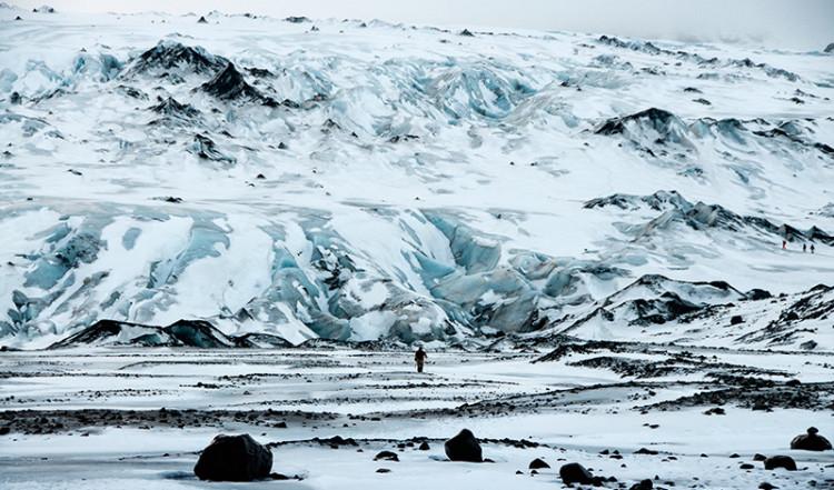 Sólheimajökull, Island