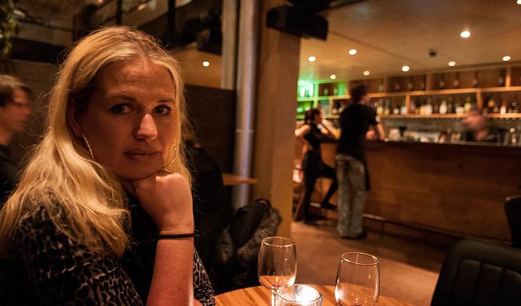 Anki på Vegamot Bistro & Bar, Reykjavik
