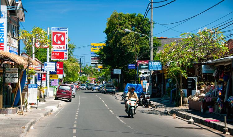 Jalan Danau Tamblingan, Sanur Bali