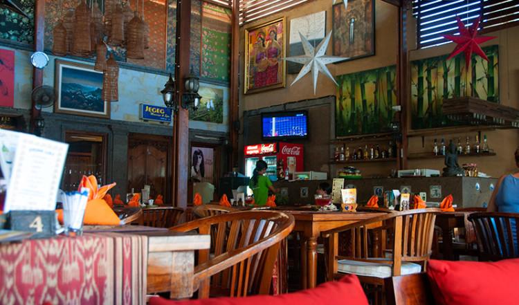 Jegeg Restaurant, Sanur