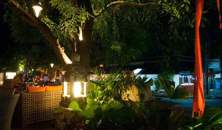 Ares Resto & Lounge, Sanur Bali