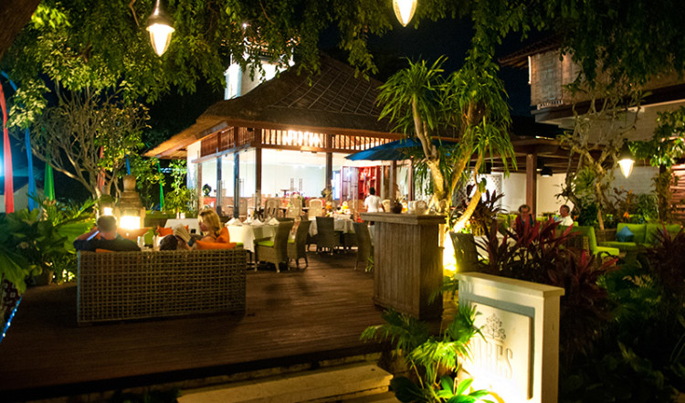Ares Restaurant, Sanur Bali
