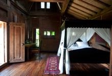 Mysigt rum i Padi House, Bambu Indah Ubud