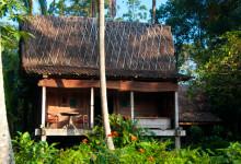 Padi House på Bambu Indah, Ubud Bali