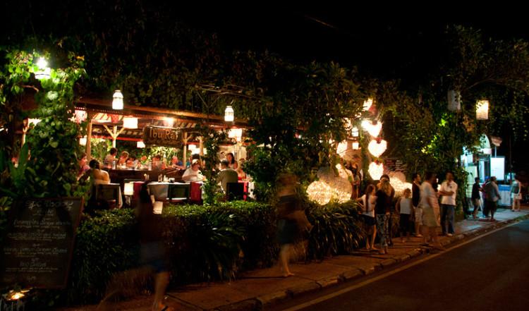 Exteriör Ibu Rai Bar and Restaurant, Ubud