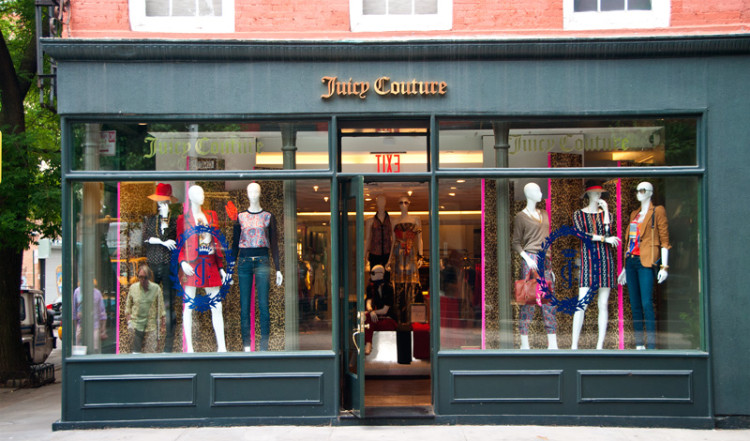Juicy Couture, West Village New York