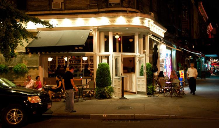 Spasso Restaurant, West Village New York