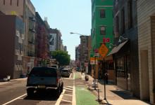 Grand Street i SoHo, New York City