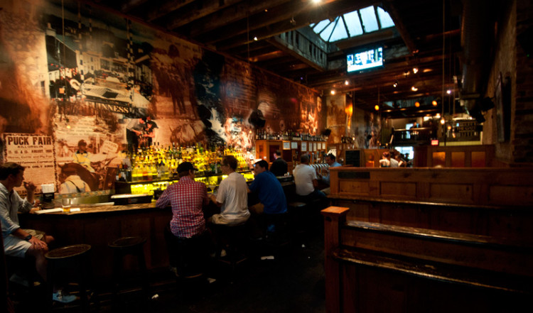 Puck Fair Pub, Nolita New York