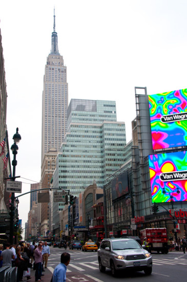 34th Street vy, New York