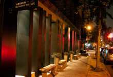 Tartinery Restaurant, Mulberry Street New York