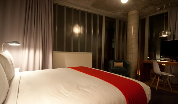 Hörnrum på Nolitan Hotel, SoHo New York