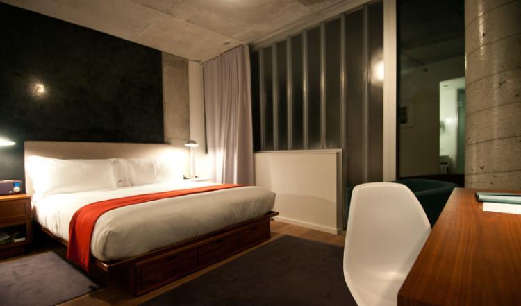 Dubbelrum på Nolitan Hotel,SoHo New York