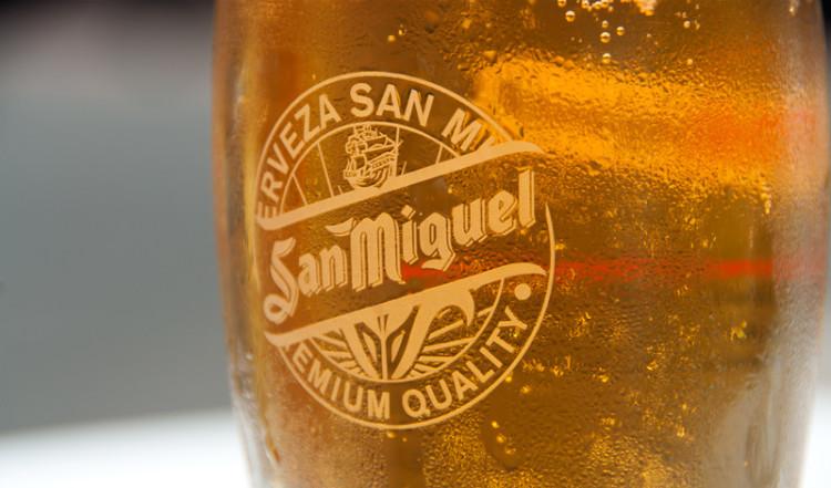 En kall San Miguel