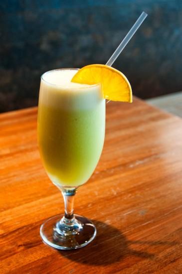 Färskpressad Juice, Sanctuary T Restaurant, Soho New York
