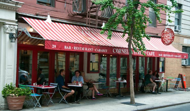 Cornelia Street Café, West Village, New York