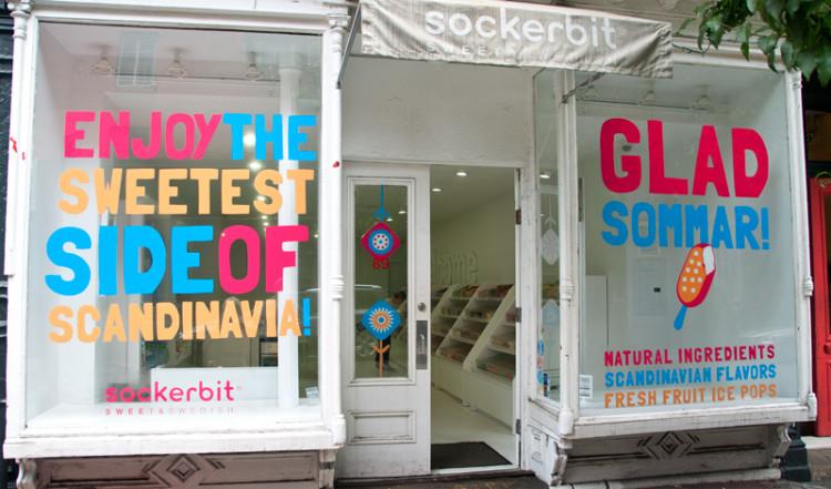 Sockerbit, svenskt godis i West Village, New York City