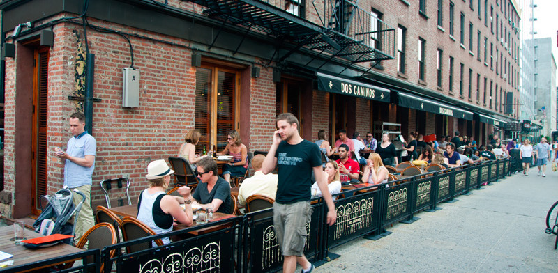 Dos Caminos, Meatpacking District New York