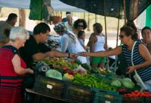 Fredagsmarknad i Manilva