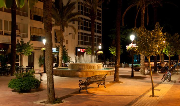 Plaza Ortiz, Estepona