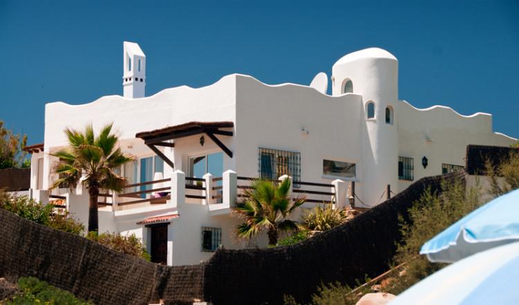 Vackert hus Punta Chullera