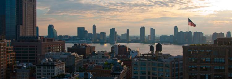 Reseskildring - Sommar i New York, 2012