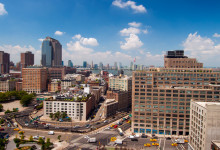 Södra Manhattan, New York City