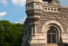 Belvedere Castle i Central Park, New York