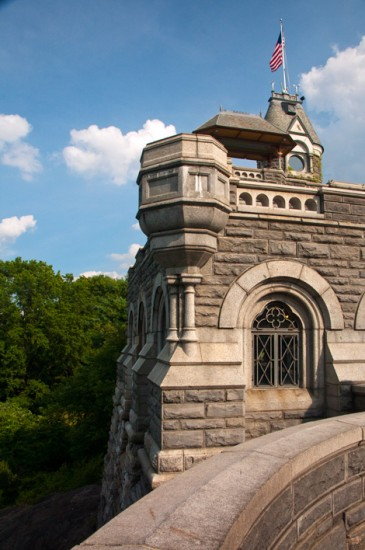 Belvedere Castle i Central Park, New York