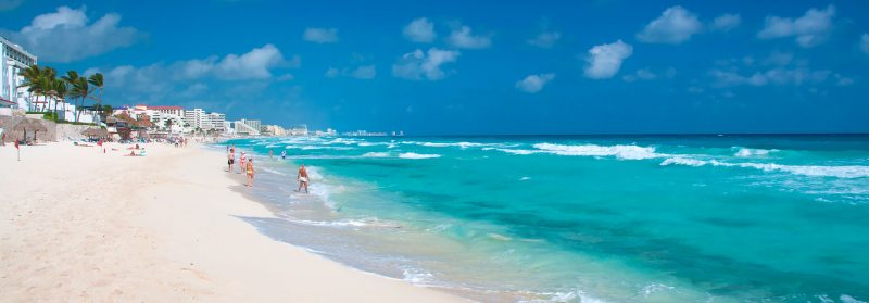 Södra Cancún beach, Bel Air Collection Hotel